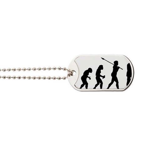 Double Bassist Dog Tags