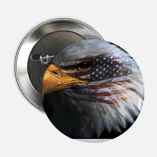 "eagle with text 2.25"" Button"