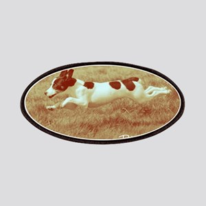 Flying Rat Terrier Patches
