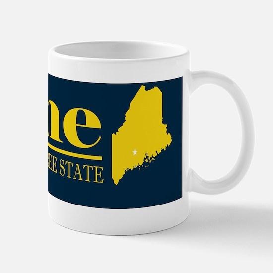 Maine Gold Bumper 2 Mug