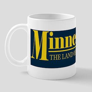 Minnesota Gold Bumper 2 Mug