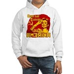 Comrade Clinton Hooded Sweatshirt