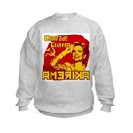 Comrade Clinton Kids Sweatshirt