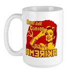 Comrade Clinton Large Mug