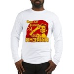 Comrade Clinton Long Sleeve T-Shirt