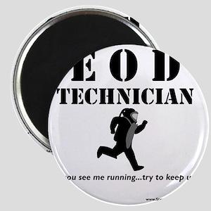 eod tech light Magnet