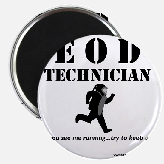 eod tech light Magnet