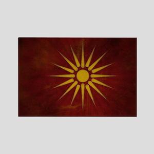 makedonsko_zname_by_dimovski Rectangle Magnet