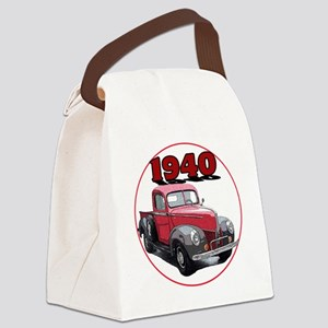 40Fordpick-C8trans Canvas Lunch Bag