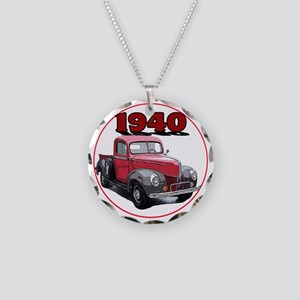 40Fordpick-C8trans Necklace Circle Charm