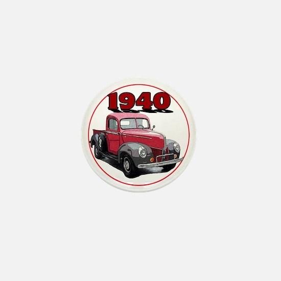 40Fordpick-C8trans Mini Button