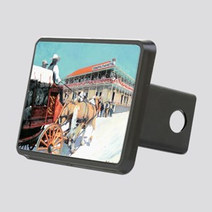 cosmopolitan hotel by RD R Rectangular Hitch Cover