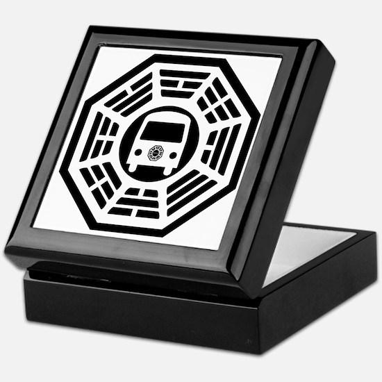 Dharma Van Keepsake Box