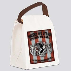 Am-eagle-TIL Canvas Lunch Bag