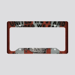 Am-eagle-CRD License Plate Holder