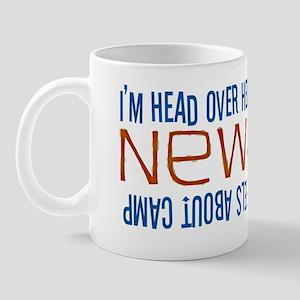 Newman-ambigram Mug