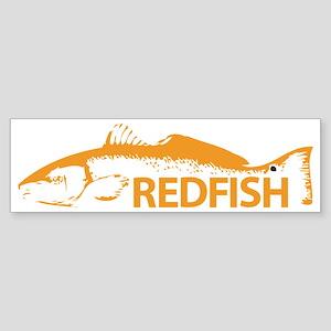 Redfish 2 Sticker (Bumper)