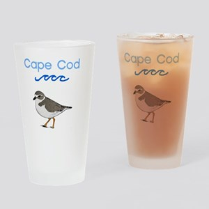 cape-cod-piping-plover Drinking Glass