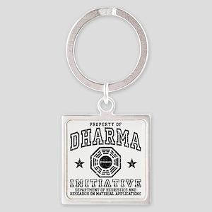 Prop Dharma Square Keychain
