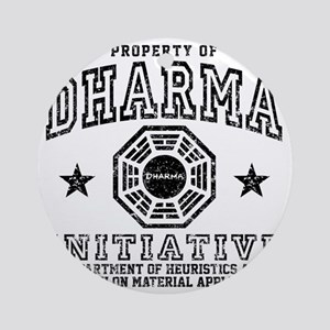 Prop Dharma Round Ornament