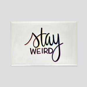 Stay Weird Magnets