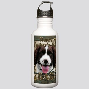 French_Quarters_Englis Stainless Water Bottle 1.0L