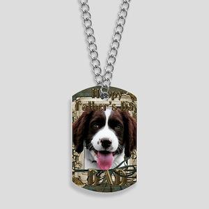 French_Quarters_English_Springer_Spaniel_ Dog Tags