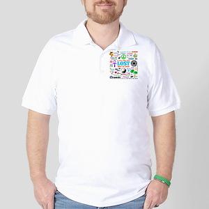 Loves Lost MP Golf Shirt
