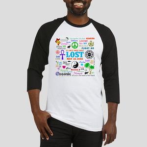 Loves Lost MP Baseball Jersey