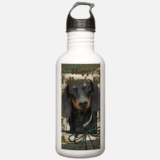French_Quarters_Dachsh Water Bottle