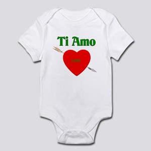 Valentine's Day Infant Bodysuit