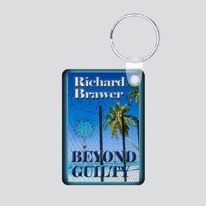 Beyond Guilty Mouse Pad. Aluminum Photo Keychain