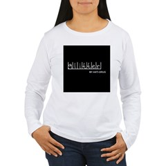 Glitter - My Anti-Drug T-Shirt