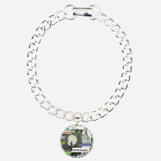 comehomeson16x20green Bracelet