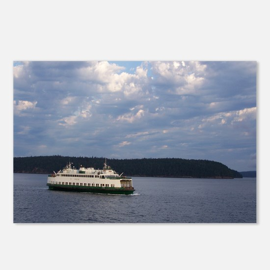 Ferry-MP Postcards (Package of 8)