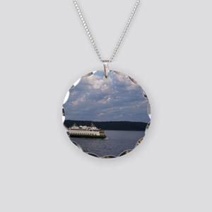 Ferry-MP Necklace Circle Charm