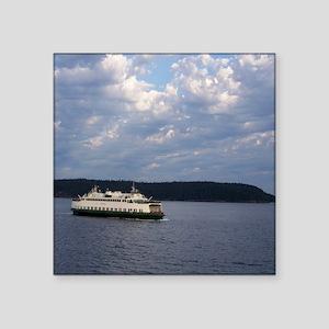 """Ferry-MP Square Sticker 3"""" x 3"""""""