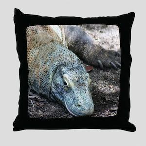 komodo-MP Throw Pillow