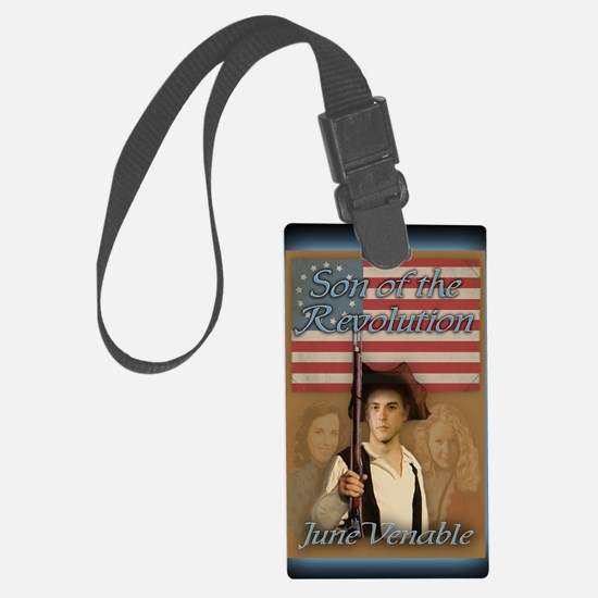 Son of the Revolution Mouse Pad Luggage Tag