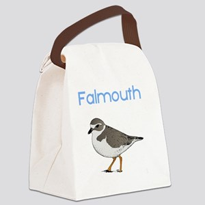 falmouth-plover Canvas Lunch Bag