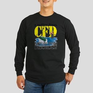 2-cfd Long Sleeve Dark T-Shirt