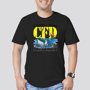 2-cfd Men's Fitted T-Shirt (dark)