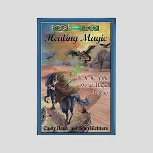2-Healing Magic Mouse Pad Rectangle Magnet