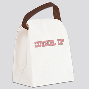 COWGIRL UP Canvas Lunch Bag