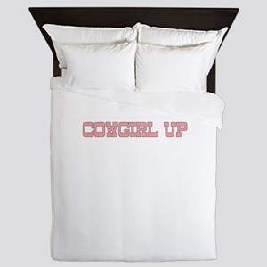 COWGIRL UP Queen Duvet