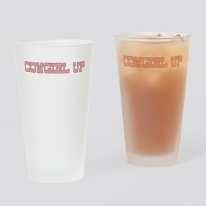 COWGIRL UP Drinking Glass