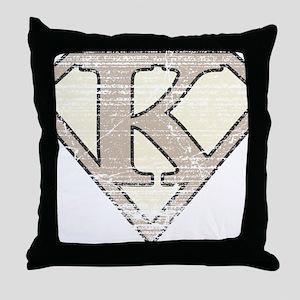 SUP_VIN_K Throw Pillow