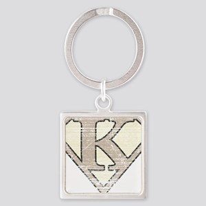 SUP_VIN_K Square Keychain