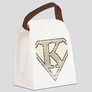 SUP_VIN_K Canvas Lunch Bag