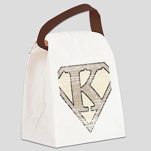 SUP_VIN_K Canvas Lunch Bag